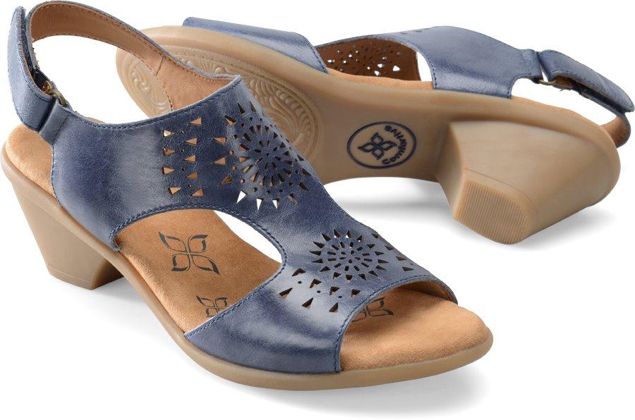 Comfortiva Felda : Denim Blue - Womens