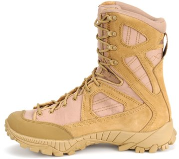Corcoran 8 Inch Lace To Toe Waterproof Hiker In Desert Tan
