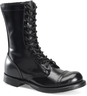 Black Corcoran 10 Inch Original Jumpboot