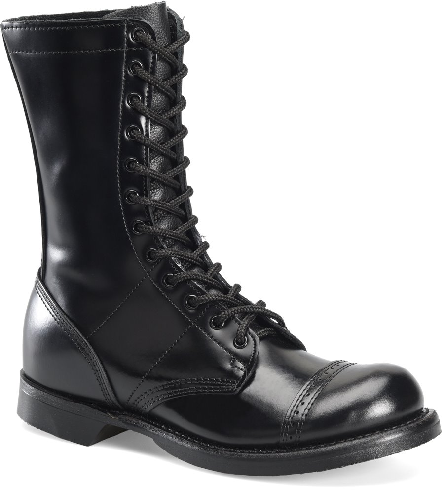 Corcoran 10 Inch Original Jumpboot : Black - Mens