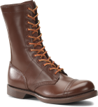 "Mens 10"" Historic Brown Jump Boot - Brown"