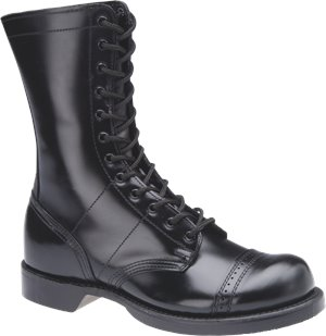 Black Corcoran 10 Inch Original Jump Boot