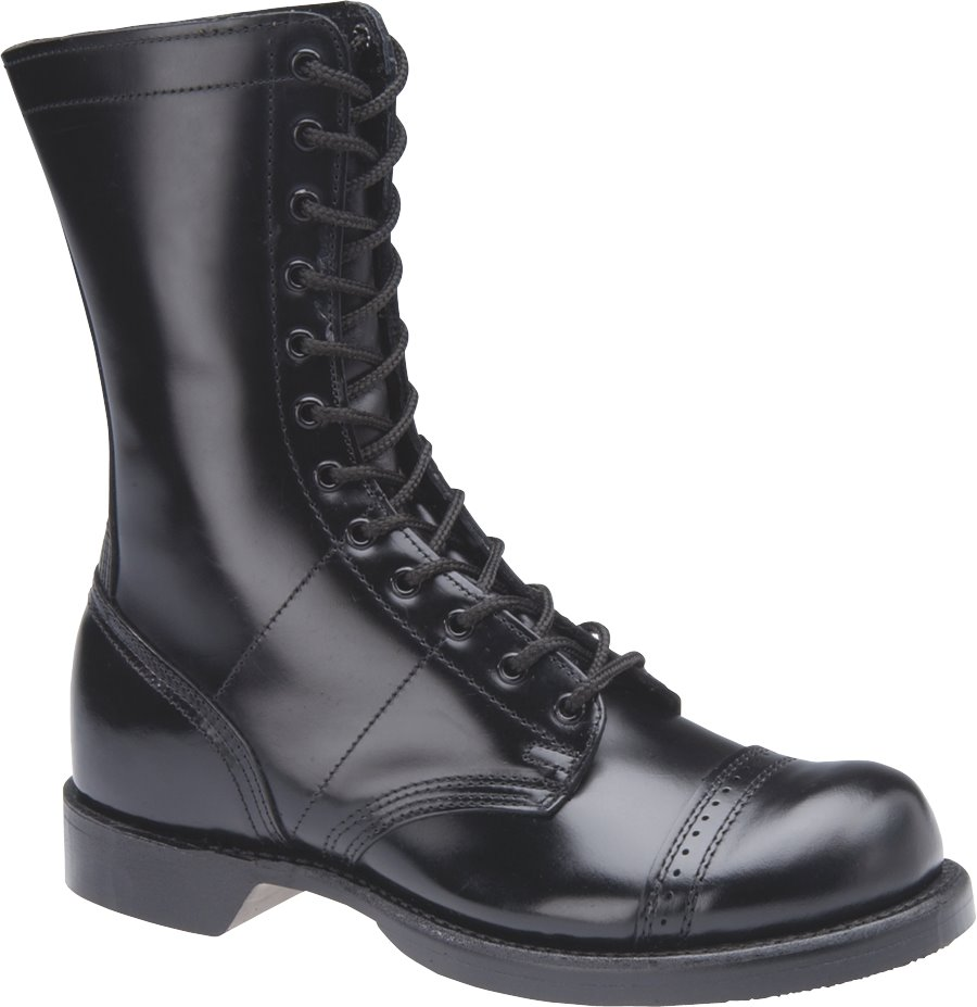 Corcoran 10 Inch Original Jump Boot : Black - Womens