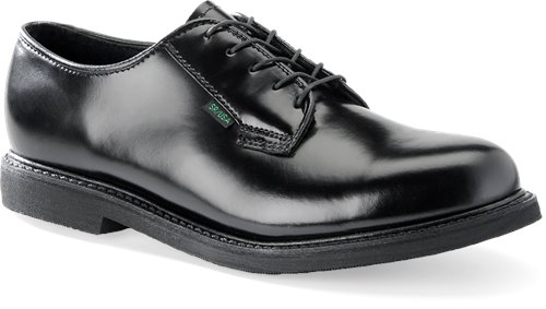 Black Corcoran USA Postal Approved Oxford