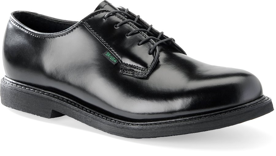 Corcoran 1885 Patrol Oxford : Black - Mens