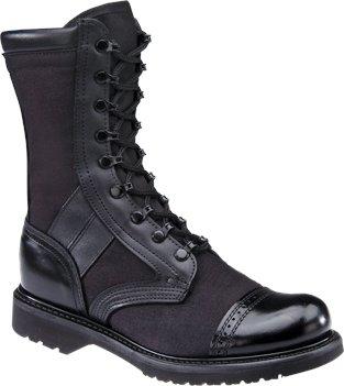 Black Corcoran 10 Inch Leather CORDURA Marauder