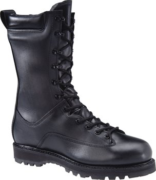 Black Corcoran 10 Inch Waterproof All Leather Field Boot