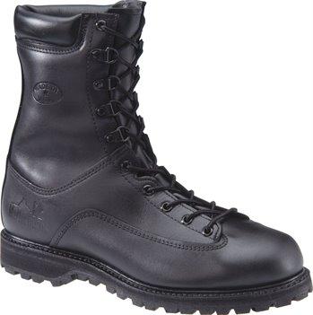 Black Corcoran 8 Inch Waterproof Combat Boot