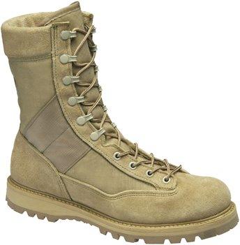 "Brown Corcoran 9"" Desert Combat Boot"
