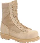 "Men's 9"" Desert Tan Hot Weather Combat Boot - Desert Tan"