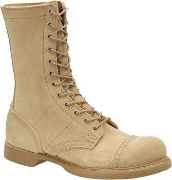 Tan Corcoran 10 Inch Jump Boot