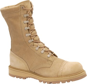 "Tan Corcoran 10"" Field Boot"