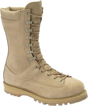 Desert Tan Corcoran 10 Inch Waterproof Desert Tan Field Boot