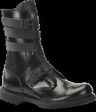 """Men's 10"""" Tanker Boot - Black"""