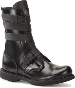 Black Corcoran 10 Inch Tanker Boot