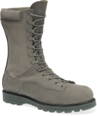 "Men's 10"" Waterproof Insulated Lace to Toe Field Boot with Non-Metallic Safety Toe - Sage"