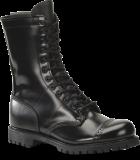 "Men's 10"" Side Zipper Boot - Black"