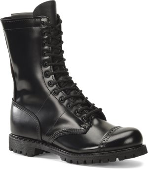 Black Corcoran 10 inch Side Zipper Field Boot