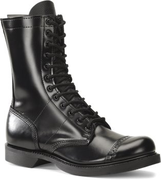 Black Corcoran 10 Inch Jump Boot