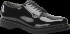Men's Clarino Patent Leather Oxford - Black