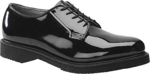 Black Corcoran Ladies Clarino Oxford