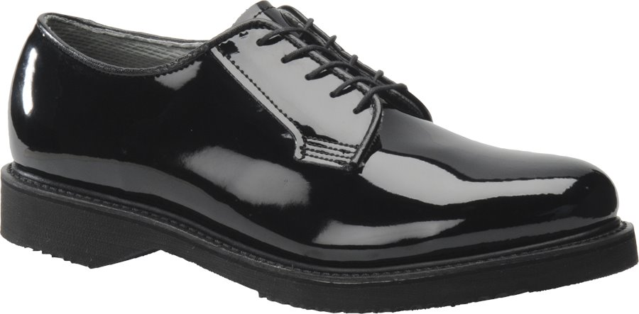 Corcoran Ladies Clarino Oxford : Black - Womens