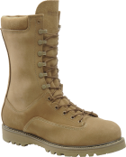 "Men's 10"" Waterproof Insulated Field Boot with Non-Metallic Safety Toe - Olive"
