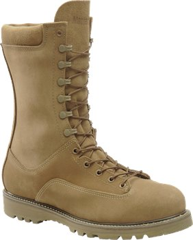 "Olive Corcoran 10"" Waterproof Insulated Field Boot"