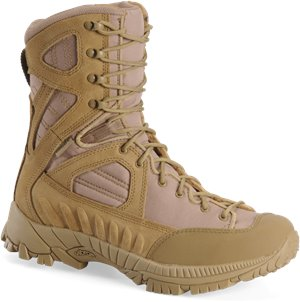 Desert Tan Corcoran 8 Inch Lace to Toe Waterproof Hiker