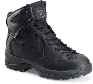 Black Corcoran 6 Inch Lace To Toe WP Hiker