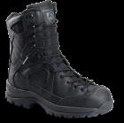 """Men's 8"""" Side-Zipper Waterproof Lace to Toe Hiker - Black"""