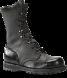 """Men's 10"""" Steel Safety Toe Field Boot - Black"""