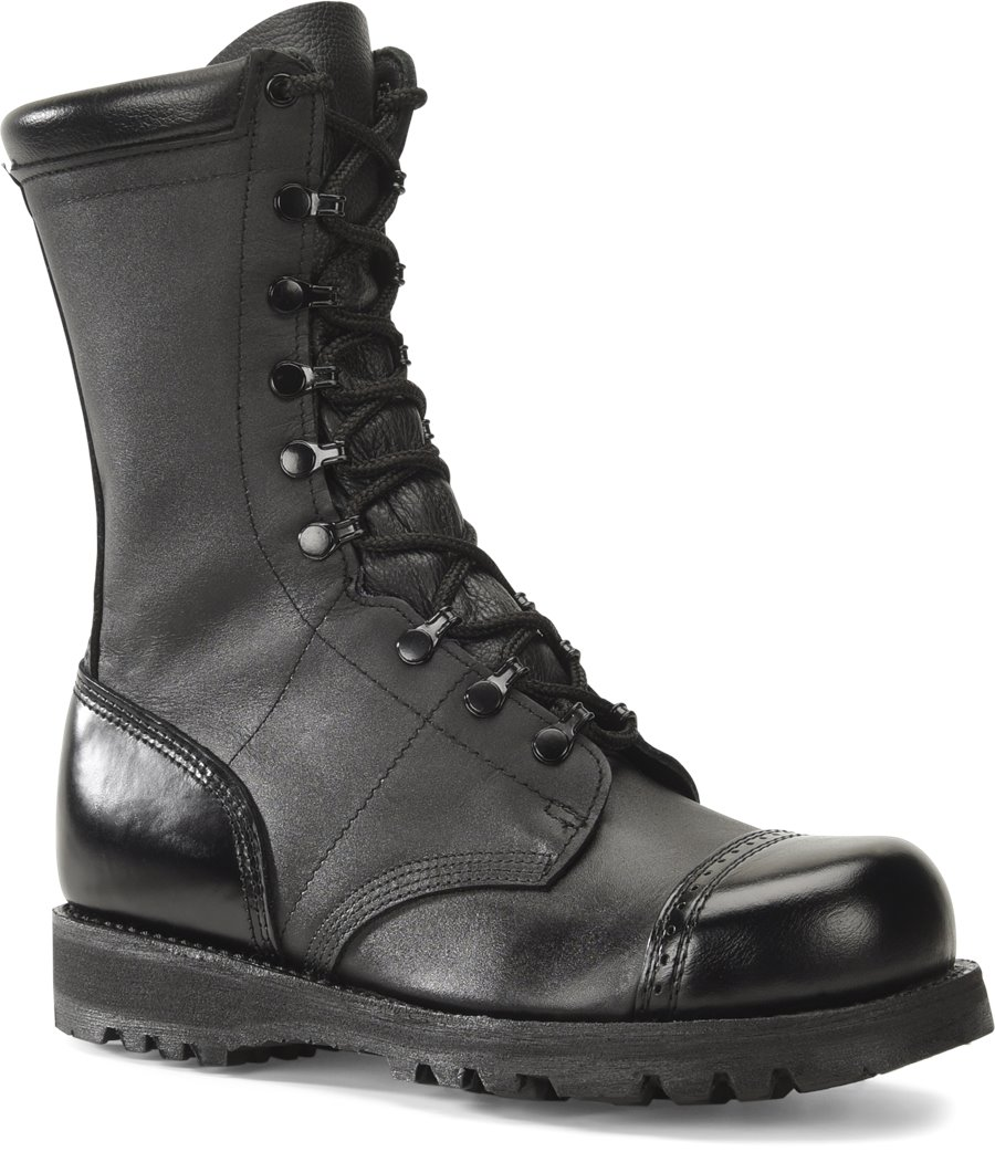 Corcoran 10 Inch ST Field Boot : Black - Mens