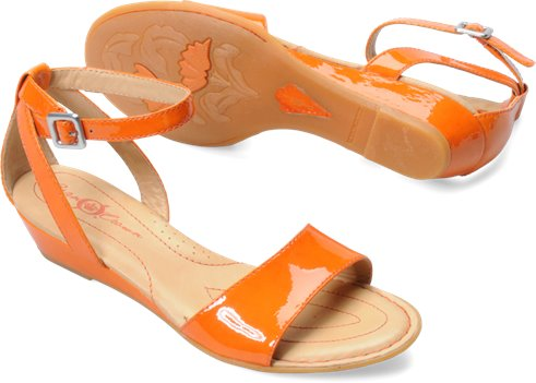 Arancio Patent Born Crown Landis