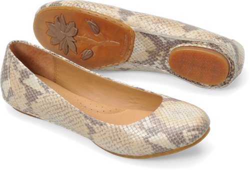 Tan/Beige Snake Born Crown Stowaway II