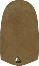 Dexter Accessories OVERSIZED S2 Replacement Slide Pad in Brown