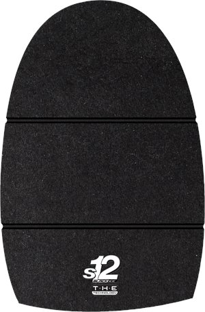 Black Dexter Accessories S12 Replacement Slide Pad