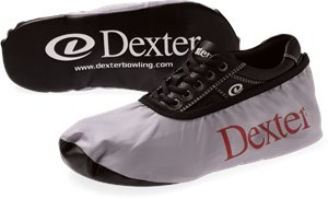 Grey/Black Dexter Accessories Shoe Protectors - Medium