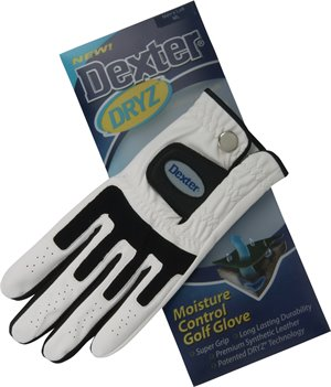 White Dexter Accessories Comfort Sport Glove - Large