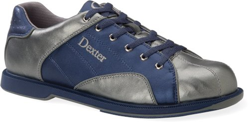 Silver/Metallic Blue Dexter Bowling Endo  Right Hand