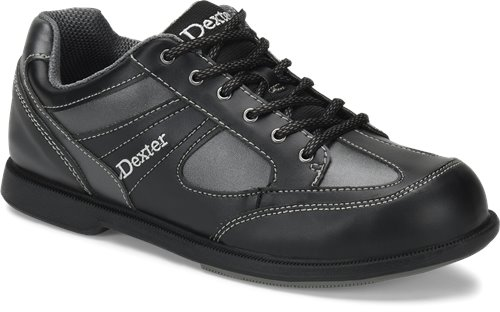 Black/Gray RH Dexter Bowling Pro Am II