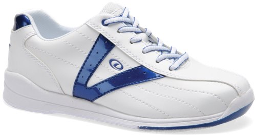 White/Blue Dexter Bowling Vicky