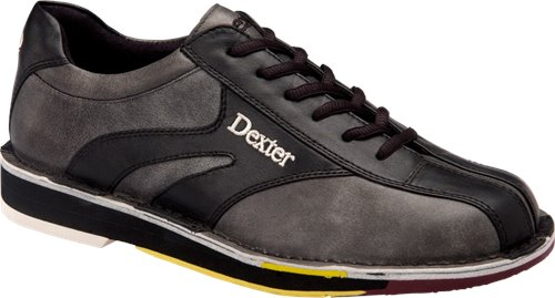 Grey/Black Trim Left Hand Dexter Bowling SST 4 Plus