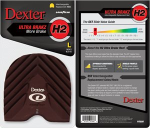 Red Dexter Accessories H2 Heel