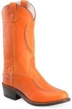 Mahogany Oil Tan Double H Boot 12 Inch Work Western