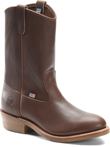 Double H Boot 2555