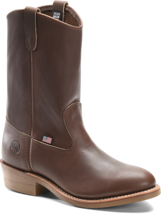 Double H Boots Mens Jose Vitalize Safety Toe Made In Usa