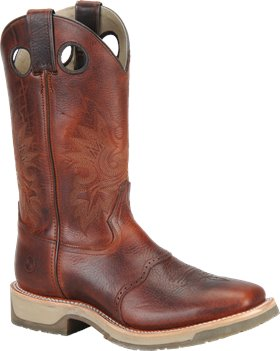 Briar Double H Boot 11 Inch Roper