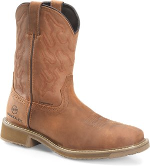 Oakwood Double H Boot 11 Workflex Wide Square Comp Toe
