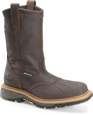 Crazyhorse Double H Boot 13 Workflex MAX Wide Square Comp Toe